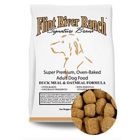 Flint River Ranch Duck, Oatmeal and Potato Dog Food – 40lb, My Pet Supplies