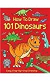 How to Draw 101 Dinosaurs, , 1782446125