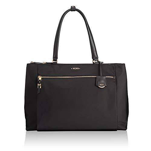 TUMI - Voyageur Sheryl Business Laptop Tote - 14 Inch Computer Bag for Women - Black