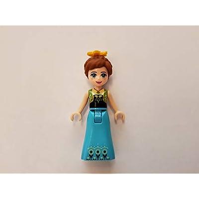 LEGO Disney Princess Frozen MiniFigure - Anna (41068): Toys & Games