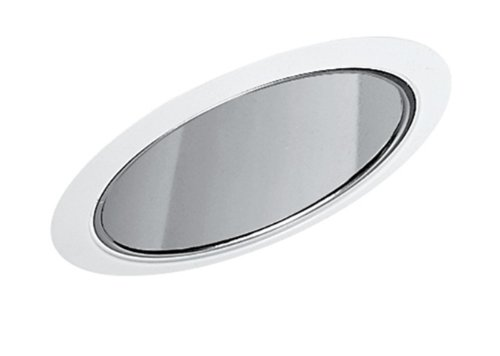 Cone Reflector White Trim - 9