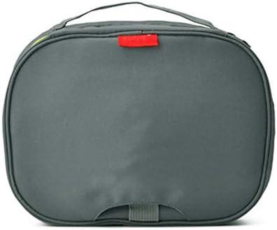 トイレタリーバッグ化粧品袋 シンプルなウォッシュバッグ女性ビジネストラベルポータブルストレージバッグ大型屋外マルチファンクションコスメティックバッグ シェービングキットオーガナイザーバッグ (色 : B, Size : 17x22.5x6.5cm)