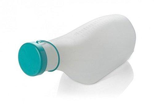spa adulto maschio orinatoio con tappo, tipo tradizionale, 1000 ml 1000ml Sasco