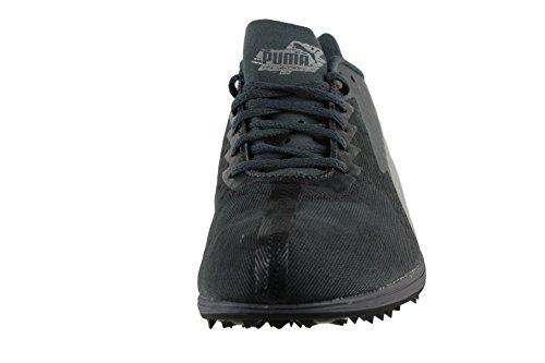 Puma TFX Distance V5–turbulence de Black de Puma Silver