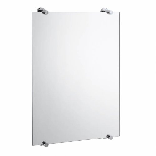 "Gatco Latitude 2 Polished Chrome 22"" x 32"" Wall Mirror for sale  Delivered anywhere in USA"