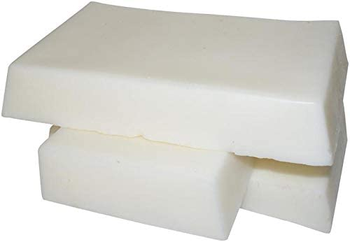 Various Sizes Euro Rapeseed Wax 1kg 3429 - for Container Candles
