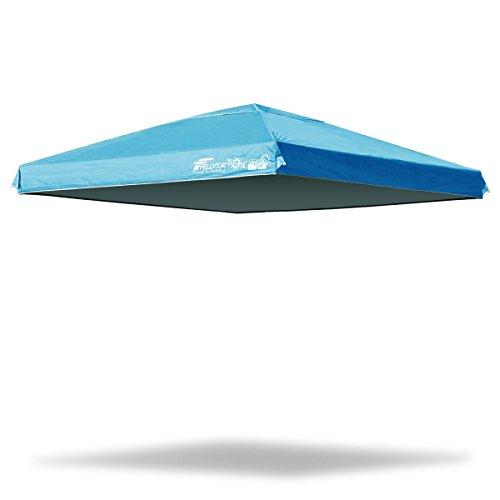 避ける従う言及するFIELDOOR トップカバー 天幕 3.0×3.0m タープテント専用 UVカット 高耐水 ※トップカバーのみ