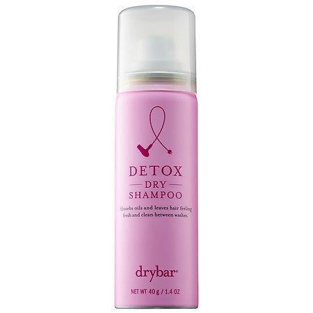 Drybar Detox Dry Shampoo Limited Edition Pink Bottle, 1.4 Ounce
