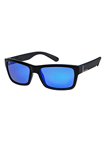 Blue sol EQYEY03043 Black de Ml Quiksilver Hombre Deville Gafas worn Blue Matte para x8qgwvwTt6