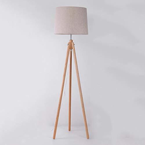 Dormitorio de la lámpara de pie Lámpara de pie Lámpara de ...