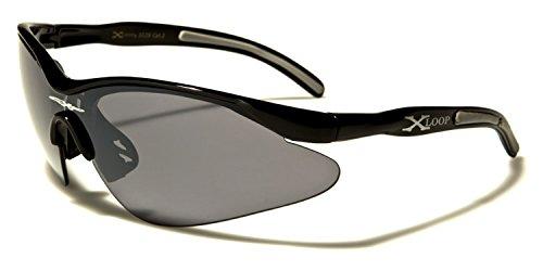 hombre Black X ® Grey de Loop Gafas Black para Lens sol ® TUS6HqTn