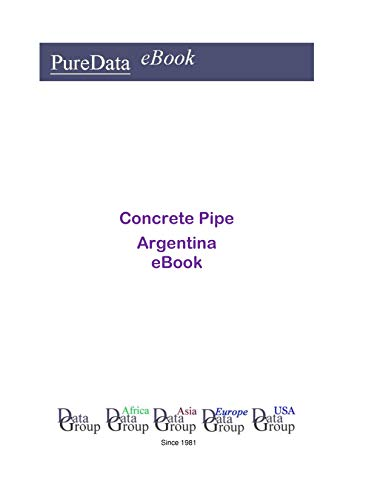 Concrete Pipe in Argentina: Market Sector Revenues ()