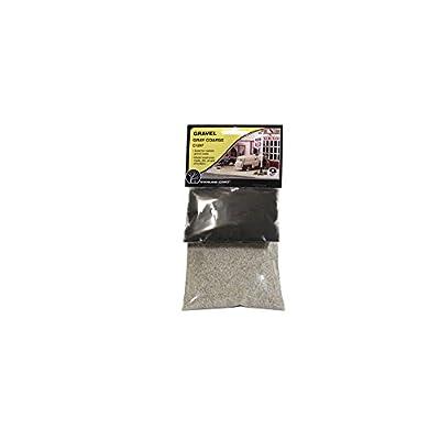 WOODLAND SCENICS C1287 Medium Gray Gravel: Toys & Games