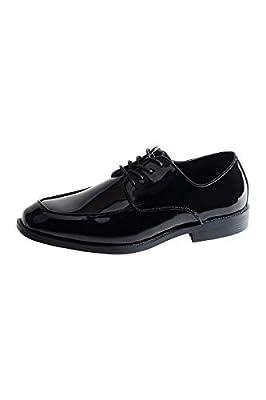 "Cardi ""Bellagio Black Tuxedo Shoes"