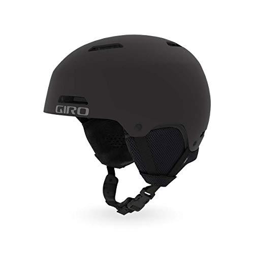 Giro Crue Kids Snow Helmet Matte Black SM 52-55.5cm