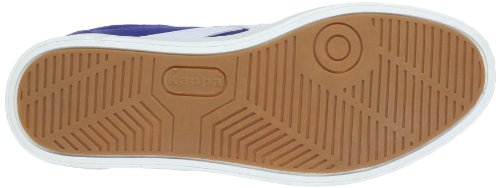 Kappa KOREA LOW 241637 Unisex-Erwachsene Sneaker Mehrfarbig (6010 BLUE/WHITE 6010 BLUE/WHITE)