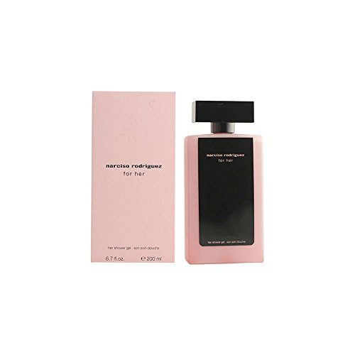 Narciso Rodriguez For Her Shower Gel – 200ml 6.7oz