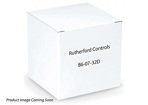 RUTHERFORD CONTROLS B60732D 1-1/4 x 6-7/8 FACEPLATE X 32D