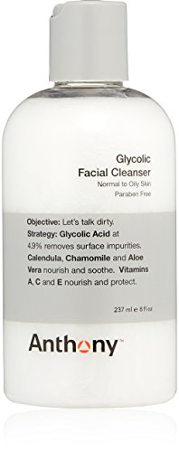 Anthony Glycolic Facial Cleanser, 8 fl. oz.