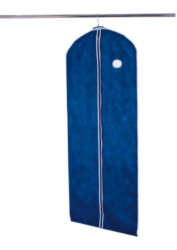 WENKO 3792640100 Kleidersack Air, 100 % Polypropylen, Blau