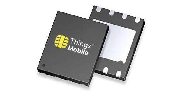 Pack de 10 tarjetas SIM on chip MFF2 Things Mobile de Prepago para IOT y M2M con Cobertura Global sin costos fijos. (Embedded SIM, eSIM). Credito no incluido.: Amazon.es: Electrónica