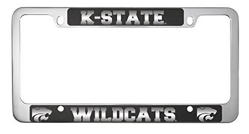 Compare Price To Kstate License Plate Frame Tragerlaw Biz