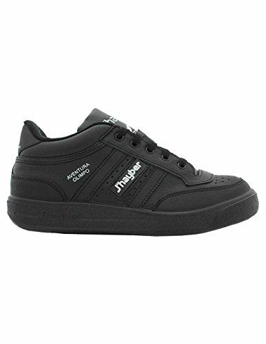 Jhayber Zapatillas JH AV Olimpo Boxcalf Negras: Amazon.es: Zapatos y complementos