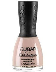 NUBAR NAIL LACQUER N102 CREAM DELIGHT by Nubar