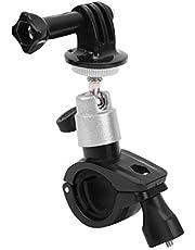 Actie Camera Fiets Klem Houder Fiets Vaste Beugel Clip 360 Graden Draaibare Accessoire voor OSMO ACTIE voor Gopro 9 Sport Camera