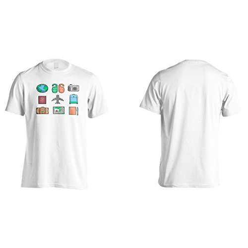 Neue Sommerreise-Element Herren T-Shirt m507m