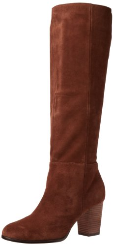 Cole Haan Women's Cassidy Tall Boot, Chestnut, 9 B US