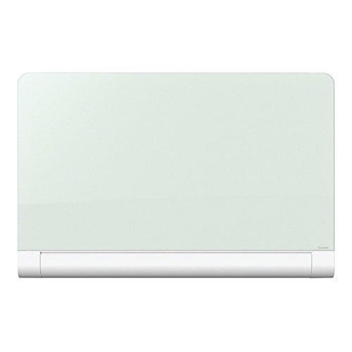 Quartet Glass Dry Erase Board, Whiteboard / White Board, Magnetic, 39