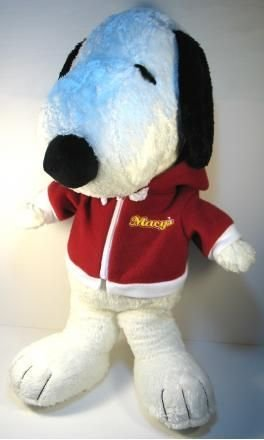 Amazon Com Peanuts Snoopy Limited Edition Macy S Collectible Plush