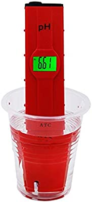 XFC-PH, - Medidor de pH para Acuario, Piscina, SPA, Metros de ...