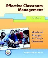 Download Effective Classroom Management :: Models &_Strategies for Todays Classrooms_ 2ND EDITION pdf epub