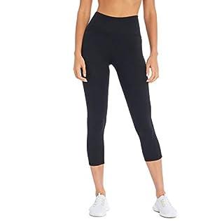 Marika Roxana High Rise Capri Legging, Black, X-Large