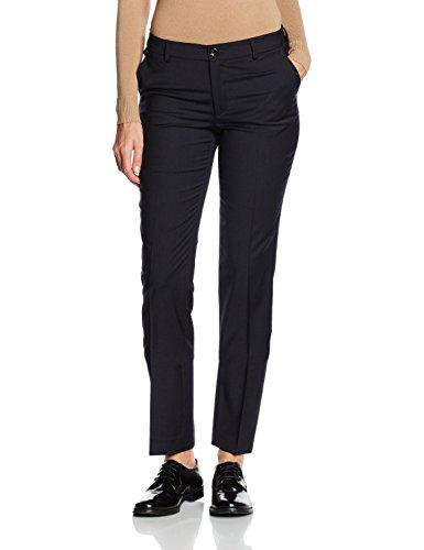 Filippa dark Azul K Navy Slacks Luisa Para Wool Mujer Pantalones Cool rrqBzwH