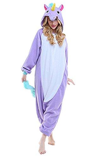 Halloween Pajamas Unicorn OnePiece Onesie Cosplay Costumes Animal Outfit Loungewear -