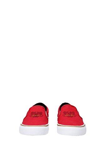 Kenzo On EU Uomo Rosso Slip M55817 Tessuto 51wq14d