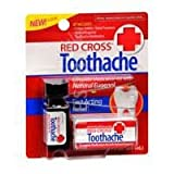 Red Cross Complete Medication Kit For Toothache, 0.125 oz by Mentholatum