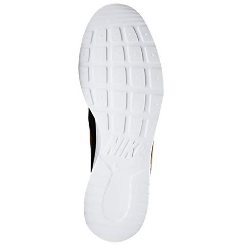 black Uomo 001 Scarpe Da Fitness Tanjun Nike metallic Gold white Multicolore xqR61w4g