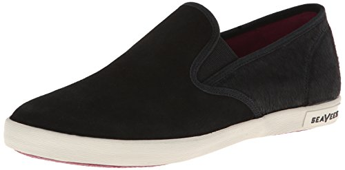 SeaVees Sneaker 64 Black 02 Slip Women's Fashion Baja On r0wr76xqS