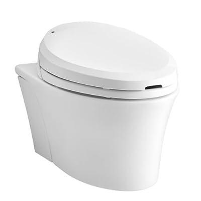 KOHLER Veil Wall-Hung Elongated Toilet Bowl