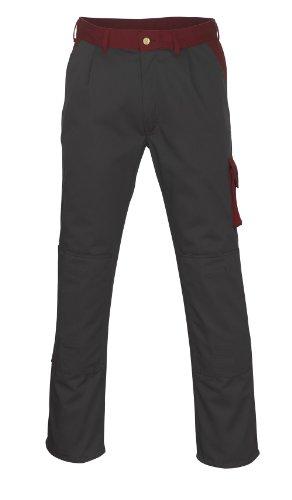 Mascot 00979430-88802-90C54 Torino Pantalon Longueur 90 cm/C54 Anthracite/Rouge