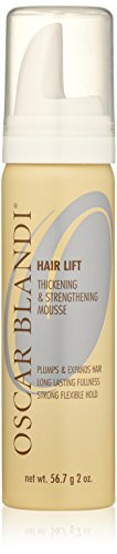 Oscar Blandi Hair Lift Mousse Travel, 2 oz