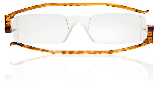 Nannini Compact One Optics 1.5 Tortoise Temples Reading - Glas Sun