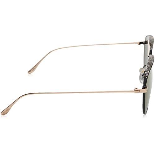 60% AUS Jimmy Choo Sonnenbrille (RETOS) 57|Schwarz Bkgdcopp