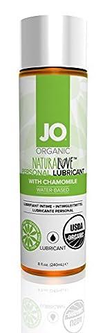 System JO Naturalove Usda Original Organic Lubricant, 8 Fluid Ounce