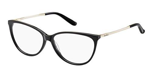 max-mara-0rhp-black-light-gold-eyeglasses