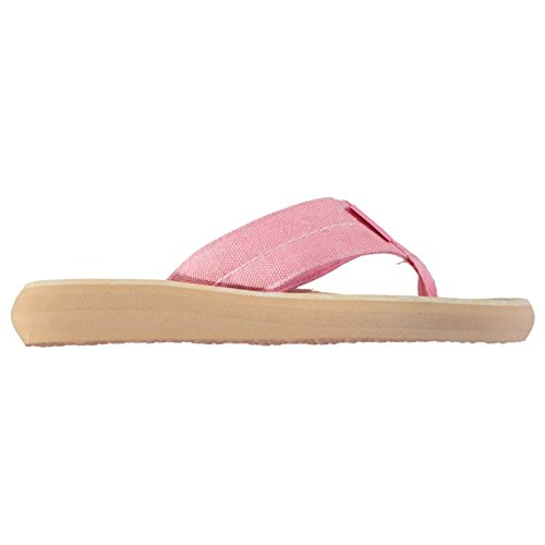 Rocket Dog Mujer Sabra Canvas Sandalias Zapatos Casual Calzado Verano Dusky Rosa 4 (37)